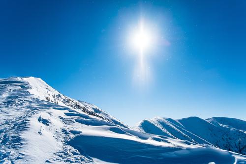 雪山 標高