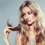 髪の毛先がふにゃふにゃの原因って?あなたこんな危険な事していませんか?
