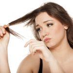 髪の一部がチリチリになる原因って?あなたのケア間違っていませんか?