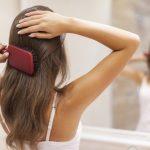 こめかみの髪が割れる理由って?キレイに直す方法を徹底検証してみました!