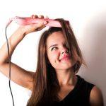 前髪の縮毛矯正は前髪つむじにも効果はある?前髪つむじを直す方法!