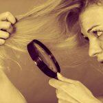 髪の静電気の原因は手ぐし?乾燥髪は要注意なんです!