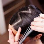 髪の分け目がパッカリ割れる!分け目は定期的に変えたほうがいいの?