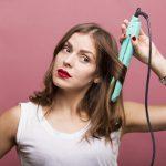 ミディアムヘアの髪でも簡単な巻き方は?初心者でもキレイなカールを作る方法!