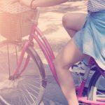 自転車に乗ると前髪が崩れるのはもう嫌だ!簡単対策をご紹介♪