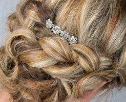 結婚式 髪型 セルフ アレンジ 不器用